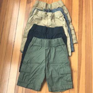 Children's place bundle of boys shorts sz size 6